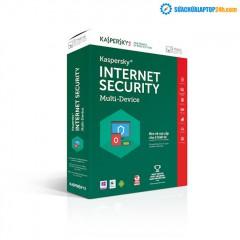 Phần mền diệt Virus Kaspersky InternetSecurity 5PC