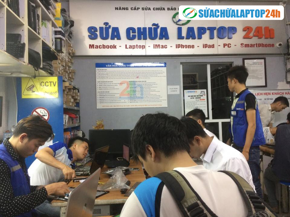 sửa loa macbook