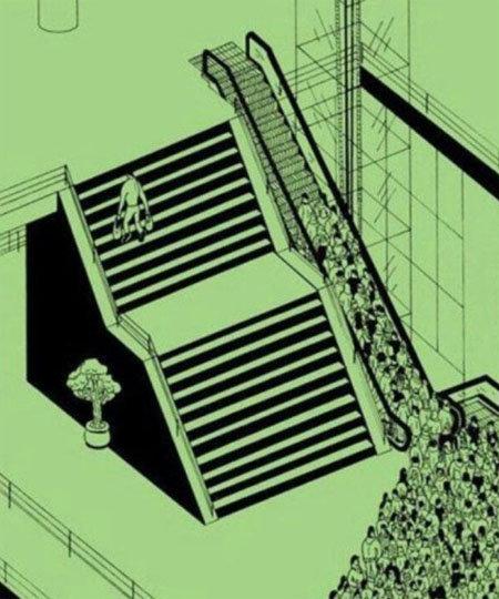Loạt ảnh về bản chất cuộc sống khiến bạn suy ngẫm
