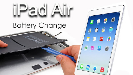 SUACHUALAPTOP24h.com offers iPad Air battery repair