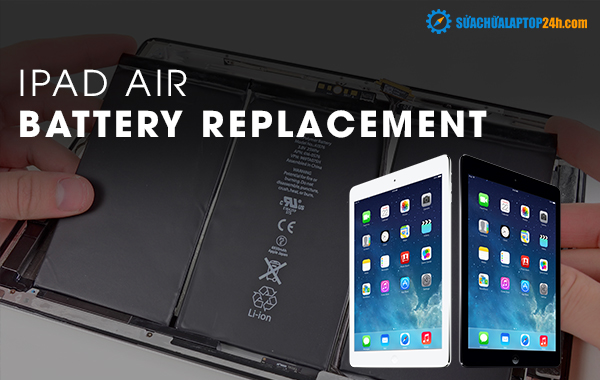 iPad Air battery replacement