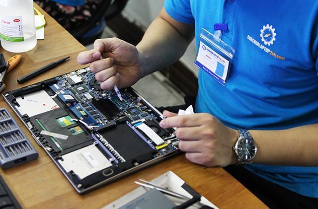 dịch vụ sửa laptop, bảo dưỡng laptop